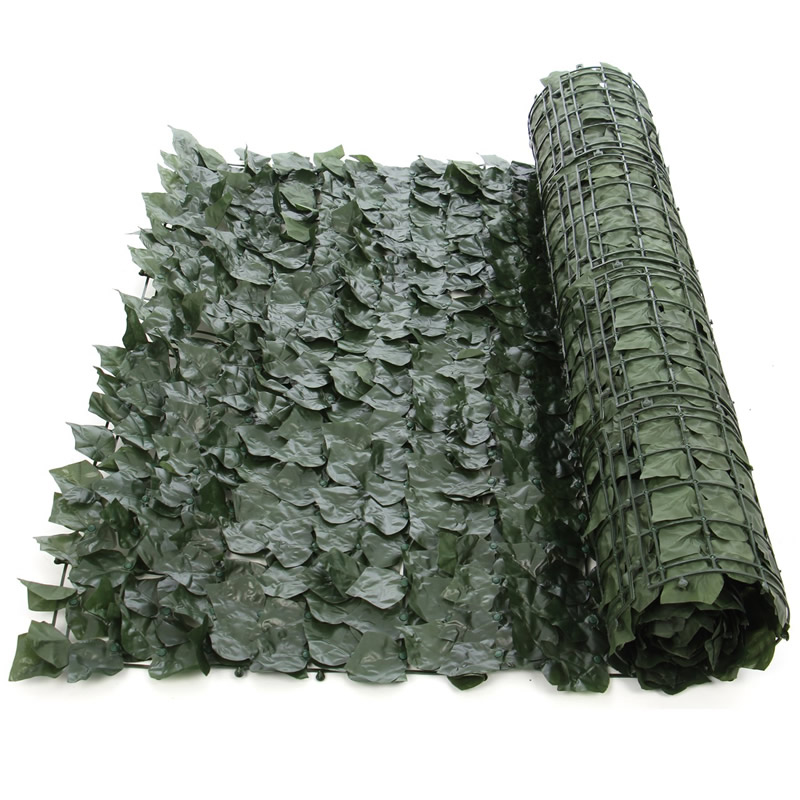 Gard artificial Hedera Basic, 100 x 300 cm, verde 2021 shopu.ro