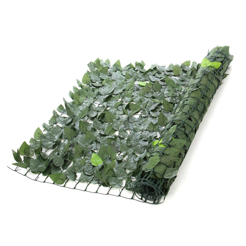 Gard artificial, 150 x 300 cm, textil peliculizat, model Tilia shopu.ro