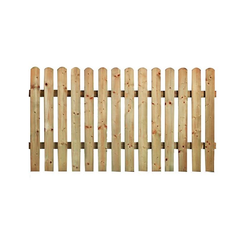 Gard pentru gradina, lemn, 85 x 180 cm 2021 shopu.ro