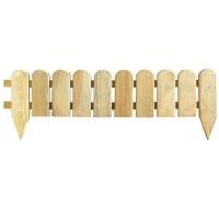 Gardulet lemn pentru gradina, 30 x 120 cm