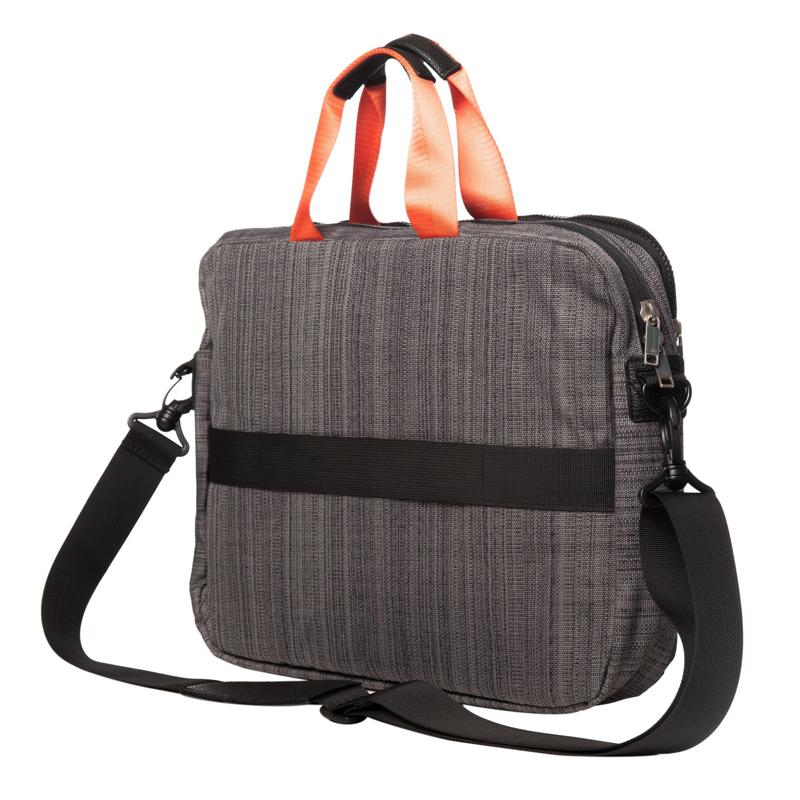 Geanta laptop Corsica Lamonza, 40 cm, Gri 2021 shopu.ro