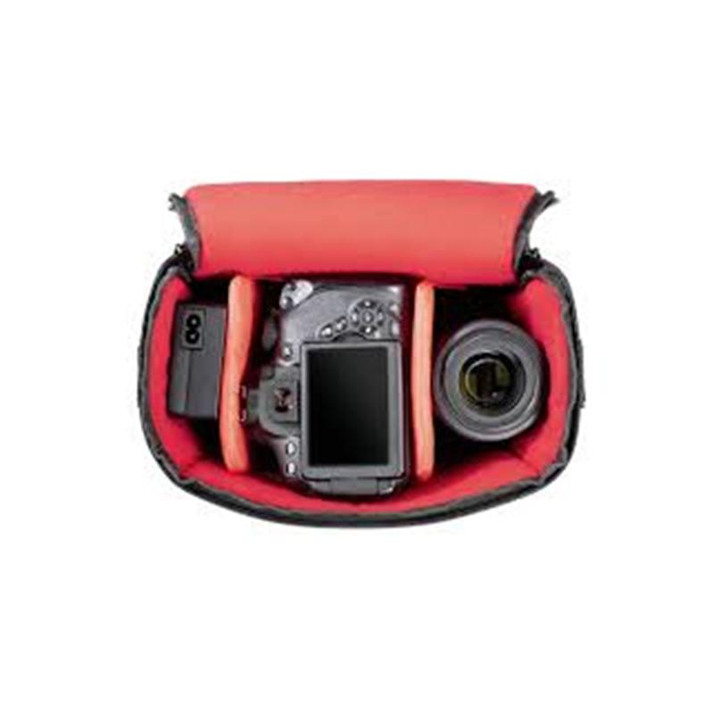 Geanta camera foto Albany HC 130 Hama, Negru 2021 shopu.ro