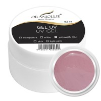 Gel UV 3 in 1 Oranjollie, 30 g, nuanta Yellowish Pink