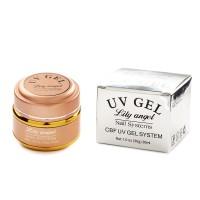 Gel UV Lily Angel, 30 g, nuanta White