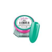 Gel UV color pentru unghii Semilac, 5 g, Turquoise 021