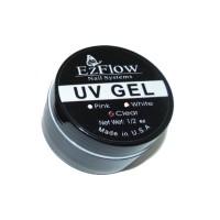Gel UV constructie EzFlow Clear, 15 grame