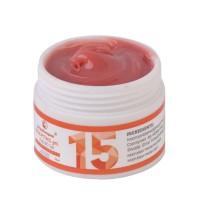 Gel UV pentru constructii unghii No.15 FSM, 15 g, Cover