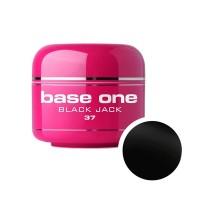Gel UV pentru unghii Base One, 5 g, Black Jack