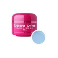 Gel UV pentru unghii Base One, 5 g, Blue Lagoon