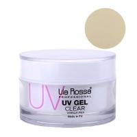 Gel UV pentru unghii Vanilla Milk Lila Rossa, 50 g