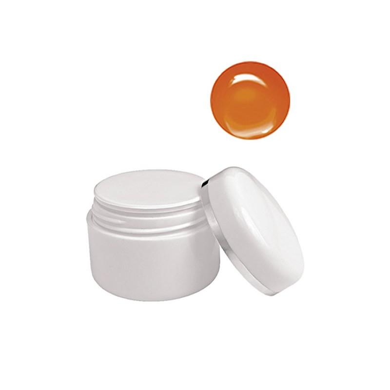 Gel color pentru unghii, 5 grame, neon orange