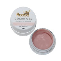 Gel UV pentru unghii 41 Lila Rossa, 5 g, Roz