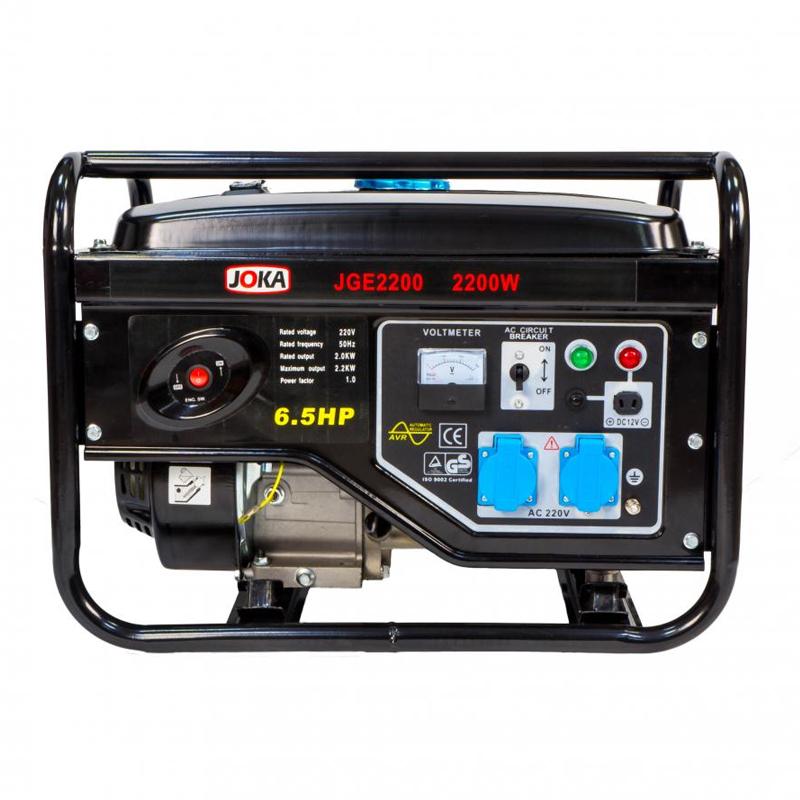 Generator Joka, 2200 W, 14 l, 3600 rpm 2021 shopu.ro