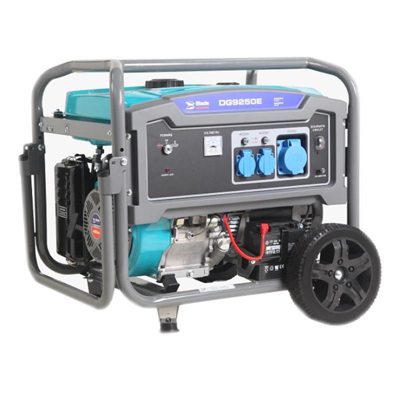 Generator de benzina Blade Industrial, 6000 W, 25 l, 15 CP, 420 CC, motor 4 timpi 2021 shopu.ro