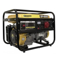 Generator trifazic pe benzina Gospodarul Profesionist, 5500 W, 25 l, 13 CP, 389 CC, motor 4 timpi, AVR