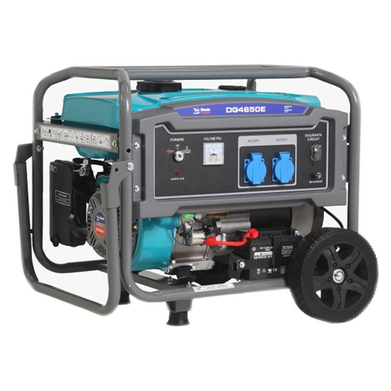 Generator pe benzina Blade Industrial, 2800 W, 15 l, 7 CP, 212 CC, motor 4 timp 2021 shopu.ro