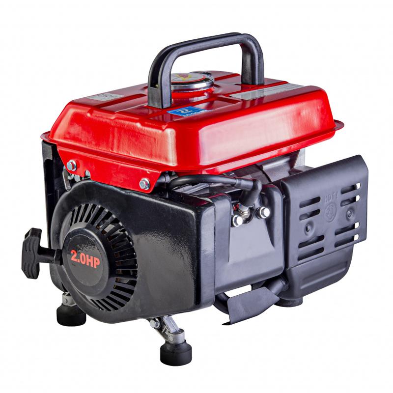 Generator pe benzina Raider, 650 W, 3 A, 4 l, uz general 2021 shopu.ro