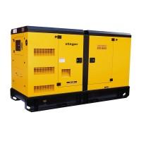 Generator insonorizat Stager, 91 kVA, 131 A, 1500 rpm, 90 l, diesel, trifazat