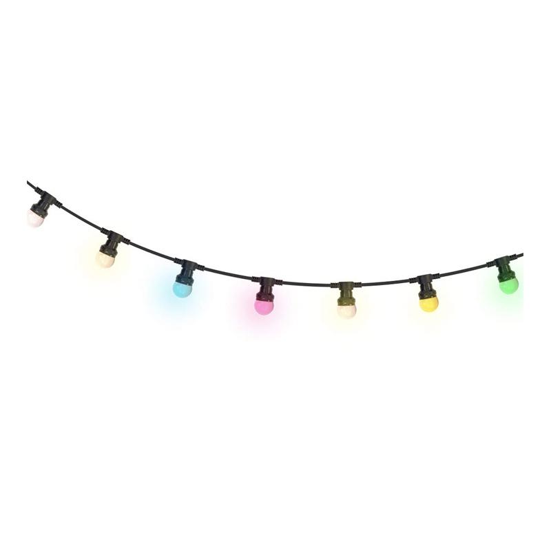 Ghirlanda luminoasa, 10 m, 20 x LED, Multicolor