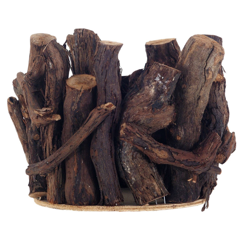Ghiveci decorativ, 21 x 15 cm, model gardulet lemn 2021 shopu.ro