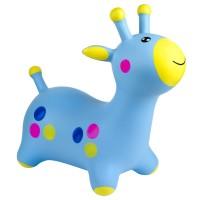 Girafa gonflabila pentru sarituri, suporta 60 kg, 66 x 28 cm
