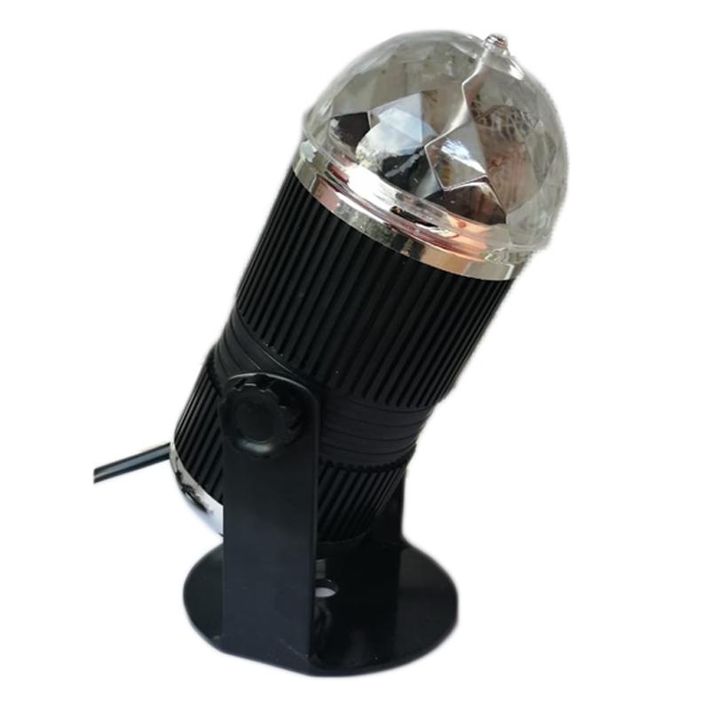 Glob rotativ tip proiector, lumina multicolora 2021 shopu.ro
