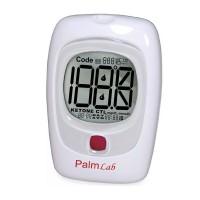 Glucometru PalmLab, testare 7 s, 450 memorii, lansator, 25 teste, 25 ace incluse