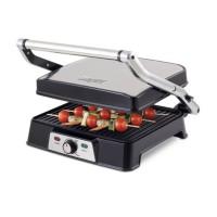 Gratar grill Beper, 2000 W, LED, inaltime ajustabila, maner termorezistent