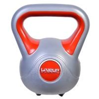 Greutate pentru fitness Liveup, 6 kg