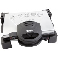 Grill electric Zass T03-2, 2200W, 2 termostate