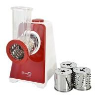 Procesor alimente Hausberg, 250 W, Rosu/Alb
