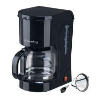 Filtru de cafea HB 3600 Hausberg, 1.2 l, 1200 W, Negru