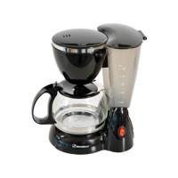 Filtru de cafea Hausberg, 600 ml, 800 W, Negru