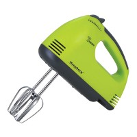 Mixer de mana Hausberg, 250 W, 7 viteze, Verde/Gri