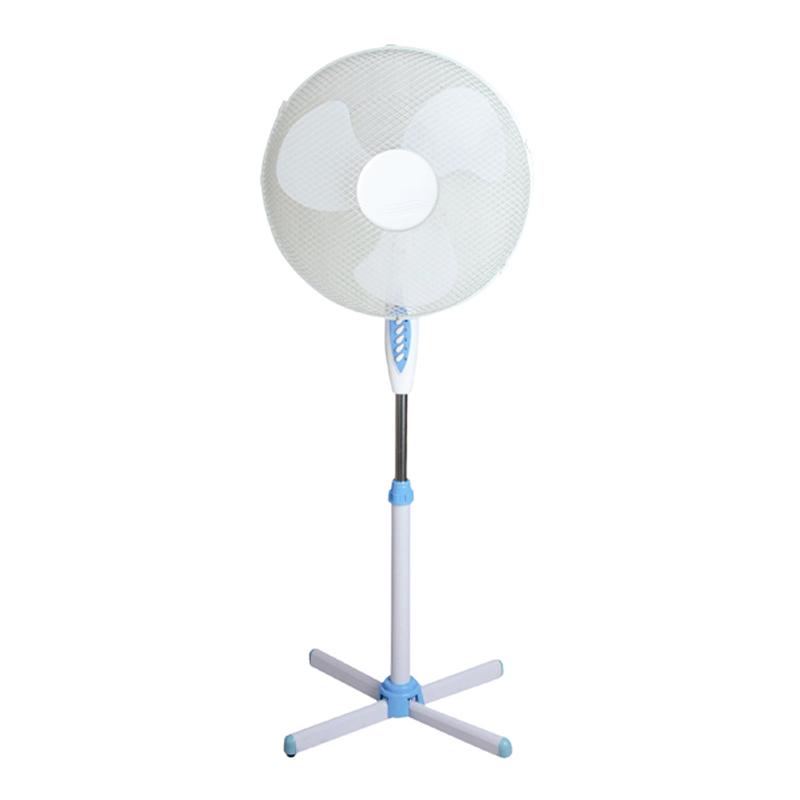 Ventilator cu picior HB 5100 Hausberg, 45 W, programabil 2021 shopu.ro