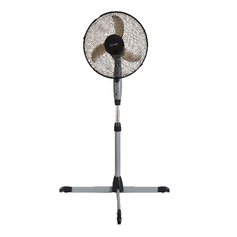 Ventilator cu picior HB 5200 Hausberg, 45 W, programabil