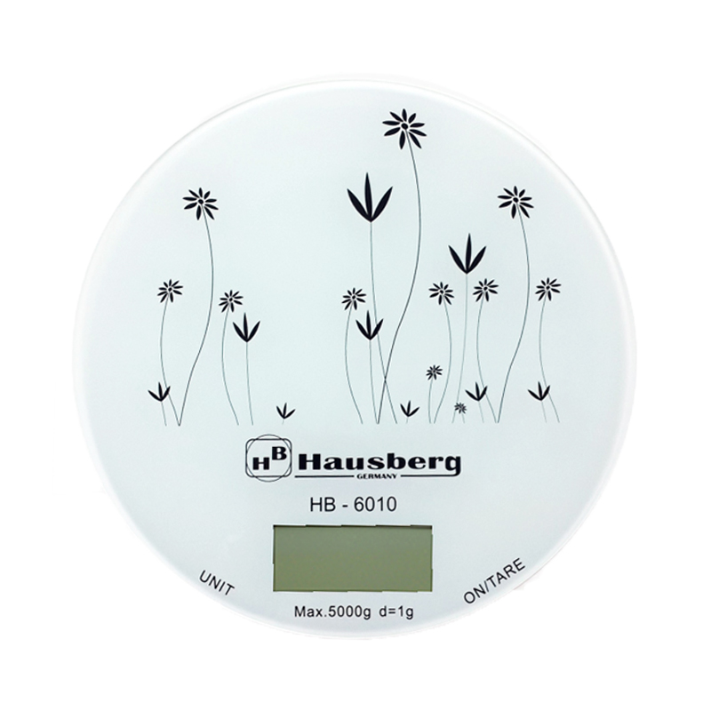 Cantar de bucatarie Hausberg, 5 kg, functie Tara