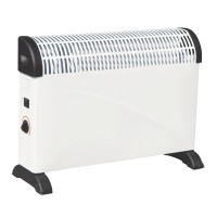 Convector electric Hausberg, 2000 W, 3 trepte incalzire