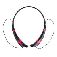 Casti Wireless Stereo Vitality HBS-760, Negru/Rosu