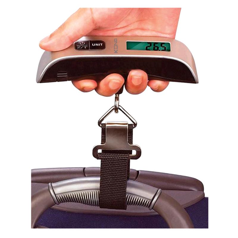 Cantar de bagaje Konig, 50 kg, functie TARA