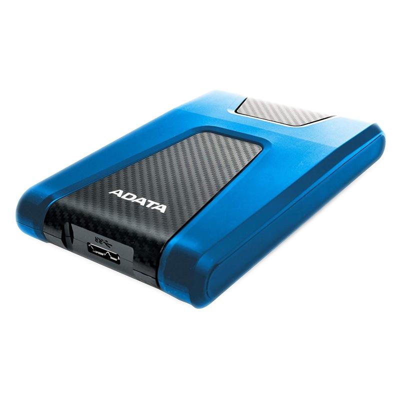 """HDD extern ADATA HB650, 1TB, 2.5"""", USB 3.0, Albastru/Negru 2021 shopu.ro"""