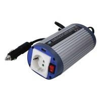 Invertor tensiune HQ, 150 W, 12-230 V, USB