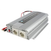 Invertor tensiune HQ, 1000 W, 12-230 V