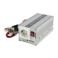 Invertor tensiune HQ, 24-230 V, 300 W, USB