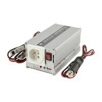 Invertor tensiune HQ, 300 W, 24-230 V, USB