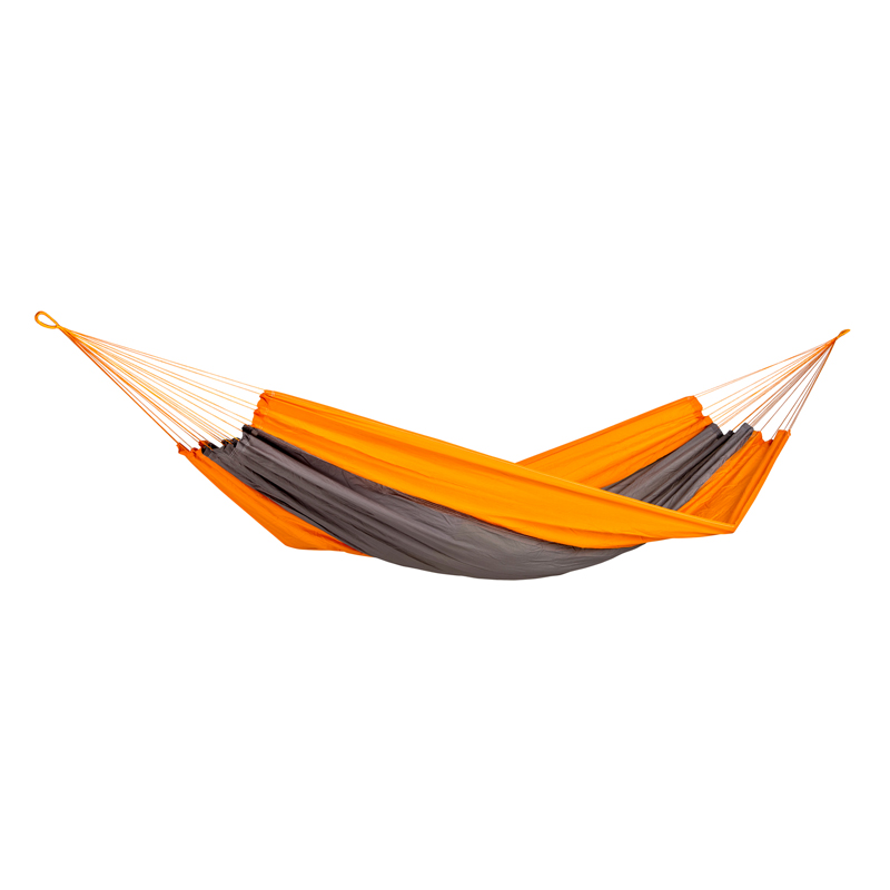 Hamac Silk Traveller Techno Amazonas, 220 x 140 cm, greutate suportata 150 kg