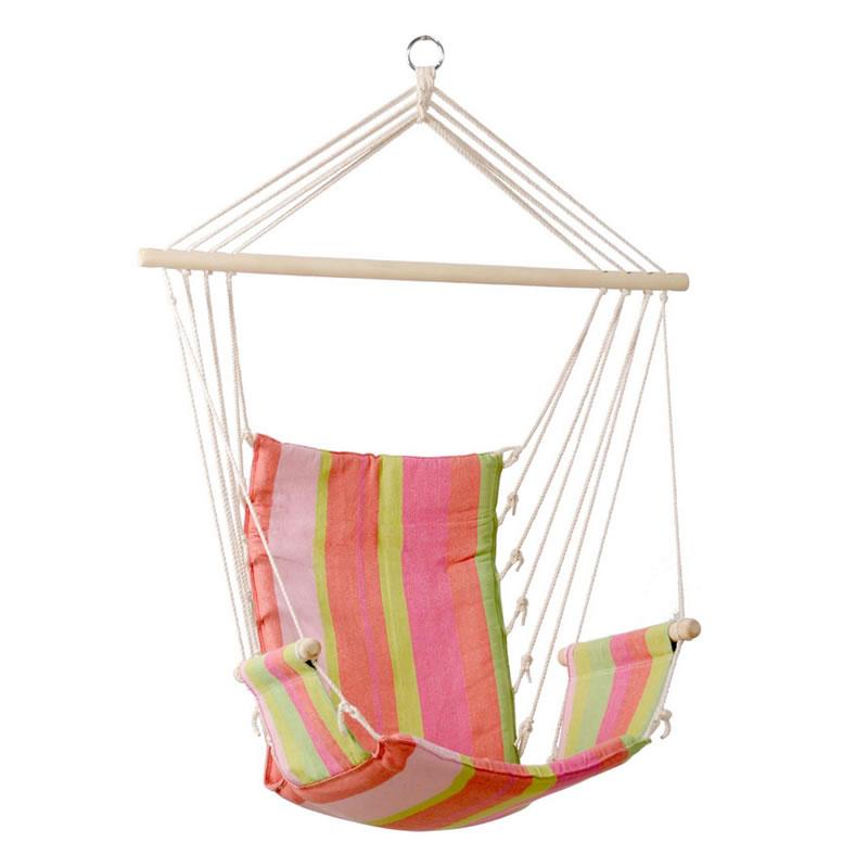 Hamac tip scaun Palau Bubblegum Amazonas, 120 x 50 cm 2021 shopu.ro