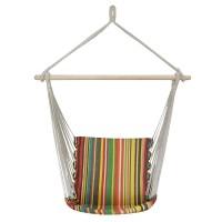 Hamac tip scaun Sun Smile, 100 kg, 100 x 50 cm, poliester, Multicolor