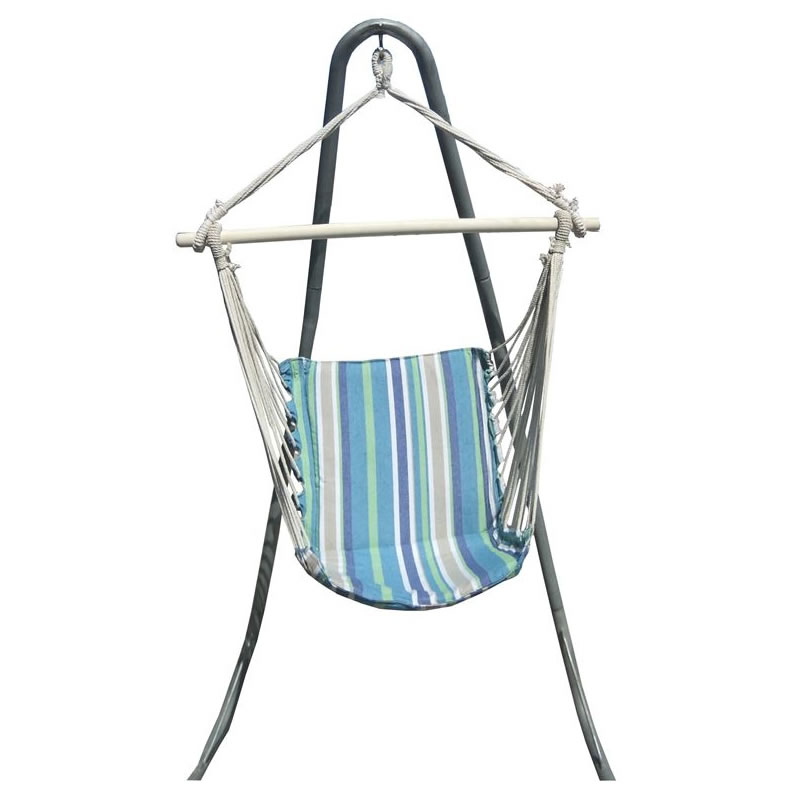Hamac tip scaun Sun Smile, 120 kg, 100 x 50 cm 2021 shopu.ro