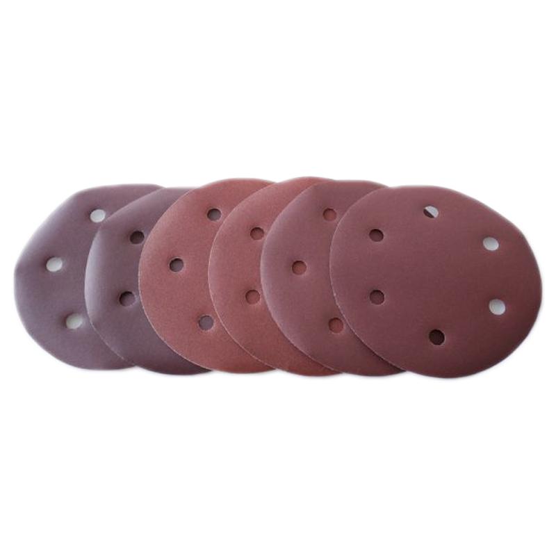 Hartie abraziva pentru slefuitor pereti Micul Fermier, 215 mm, granulatie P80 2021 shopu.ro